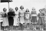 1938 Winners of the Girls 4-H Club Contests .358
