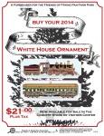 2014 White House ornament flier
