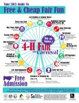 2015 Fair Fun Guide