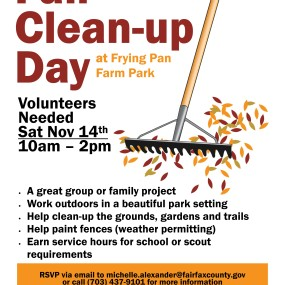 Fall Clean-up day 2015