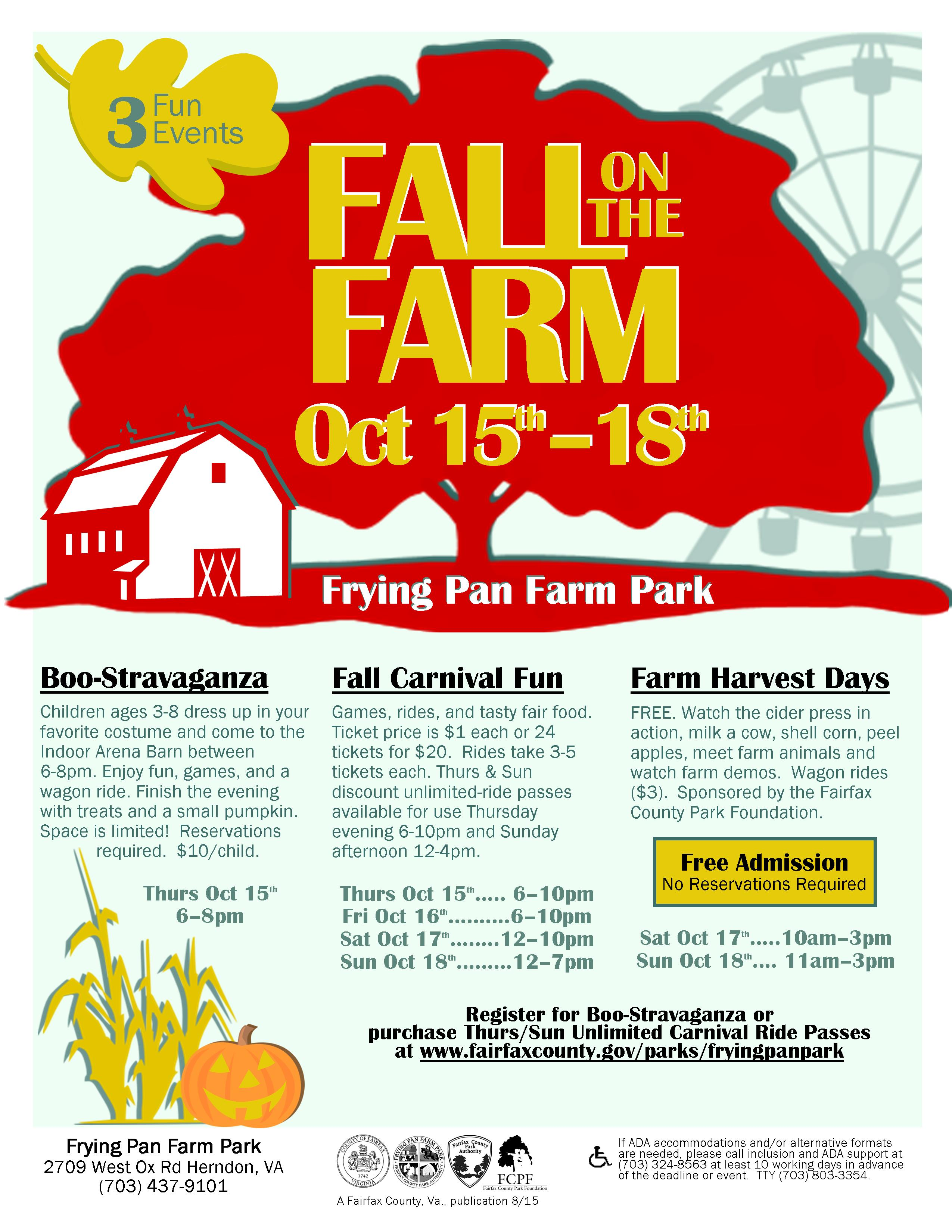 Farm Harvest Days 2015