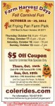 Fall Coupon