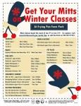 Winter Classes Flyer - wth jr